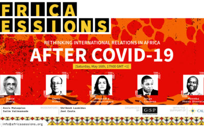 Rethinking International Relation in Africa after Covid-19